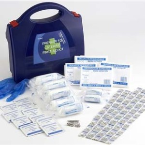 Steroplast Premier Catering First Aid kit 10 Person